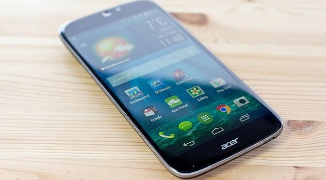 Két remek Acer mobilt mutattak be
