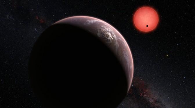Három lakható bolygót találtak nem messze a Földtől